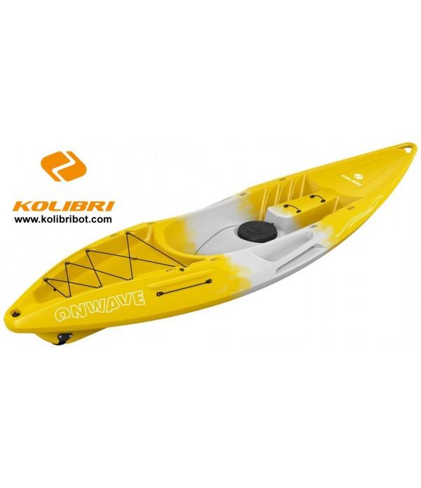 KANO-Kolibri On Wave 300 - Sarı+Beyaz