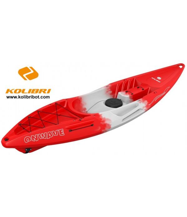 KANO-Kolibri On Wave 300 - Kırmızı+Beyaz