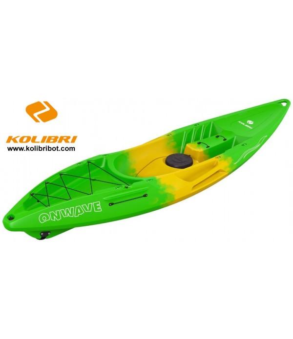 KANO-Kolibri On Wave 300 - Yeşil+Sarı