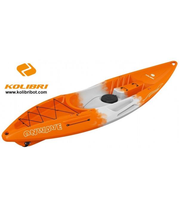 KANO-Kolibri On Wave 300 - Turuncu+Beyaz