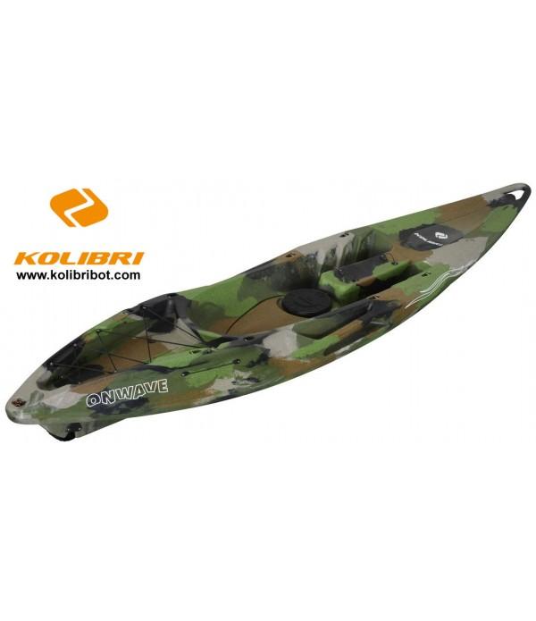 KANO-Kolibri On Wave 300 - Kamuflaj
