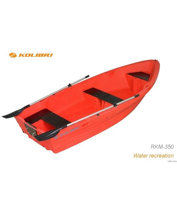 Kolibri RKM 350 - Plastik Tekne