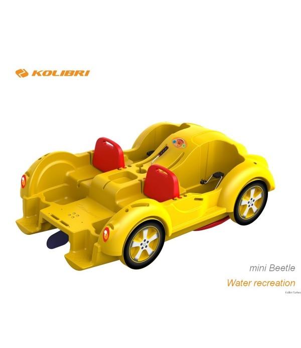 Kolibri Mini Beetle Model Deniz Bisikleti - Sarı