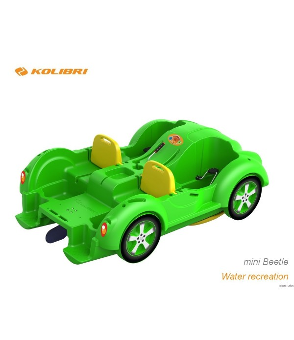 Kolibri Mini Beetle Model Deniz Bisikleti - Yeşil